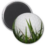 Golf Ball Design Magnet