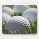 Golf Balls Mouse Pad