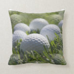 Golf Balls Pillow