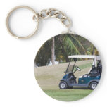 Golf Cart Keychain