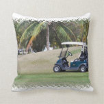 Golf Cart Pillow