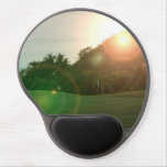 Golf Green Gel Mouse Pad
