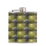 Golf on a Sunny Day Flask