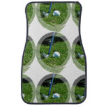 Golf Putt Car Mat