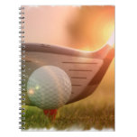 Golf Putter  Notebook
