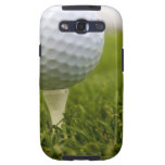 Golf Tee Design  Samsung Galaxy Case Samsung Galaxy SIII Cover