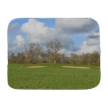 Let's Play Golf Burp Cloth