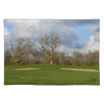 Let's Play Golf Cloth Placemat