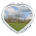 Let's Play Golf Compact Mirror