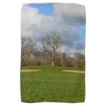 Let's Play Golf Hand Towel