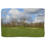 Let's Play Golf Kitchen Towel