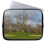 Let's Play Golf Laptop Sleeve