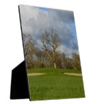 Let's Play Golf Plaque